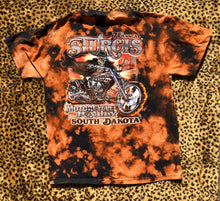 Load image into Gallery viewer, Medium Acid Wash 2011 Sturgis T-Shirt