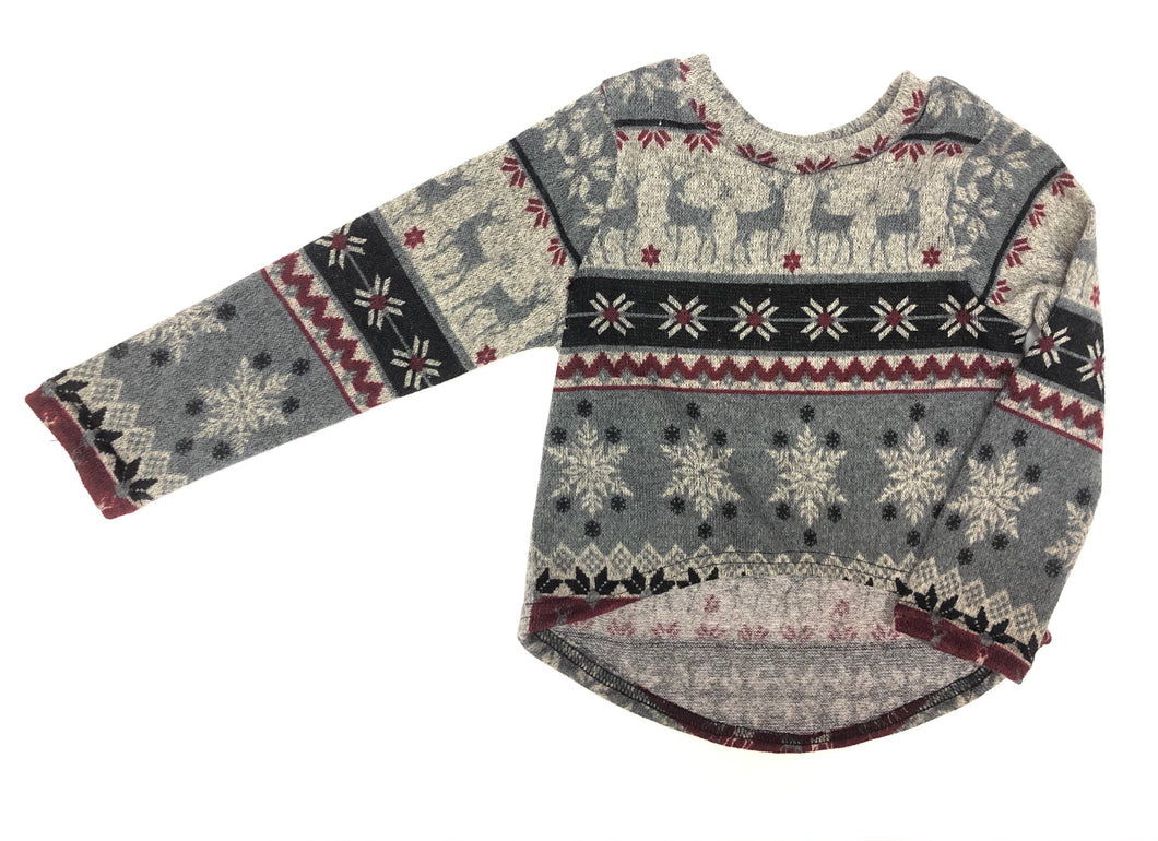 Hi Low Christmas Sweaters