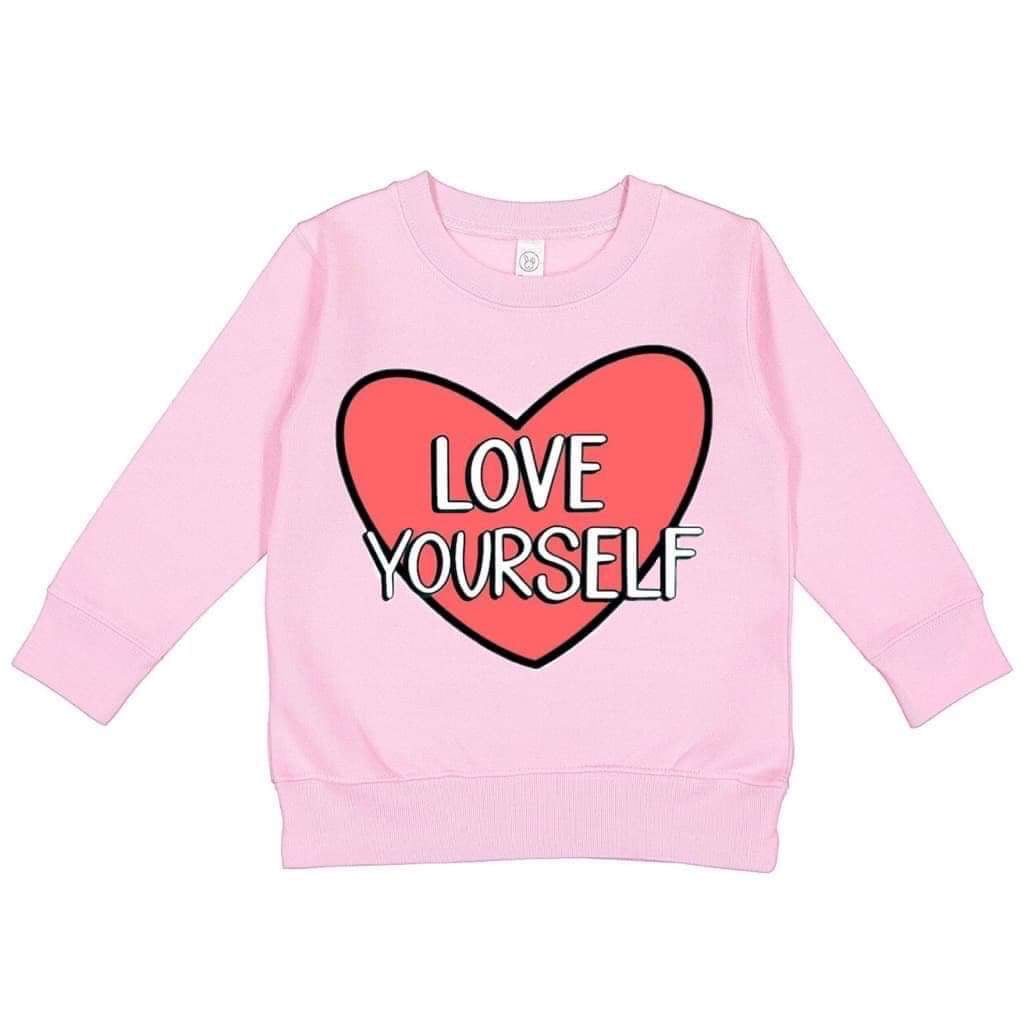 Love Yourself Pullover