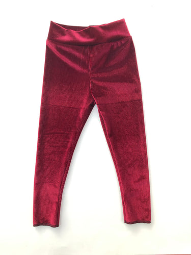 Velvet Corduroy Leggings