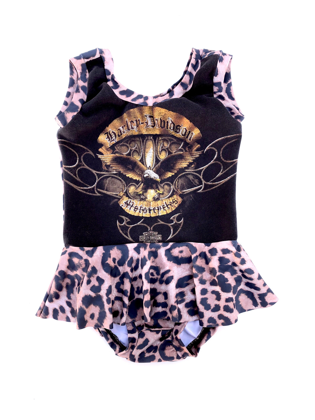 Harley Swim Playsuit