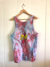Load image into Gallery viewer, Tie Dye Racing Tank
