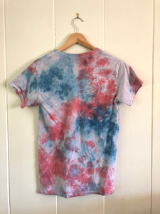 Tie Dye USA Rock On T-Shirt