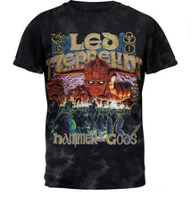 Load image into Gallery viewer, Led Zeppelin T-shirt Lounge Set (all styles)