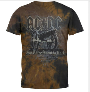ACDC T-shirt Lounge Set (all styles)