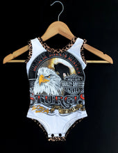 Load image into Gallery viewer, MYSTERY Harley or Band Leotard (baby/kids)