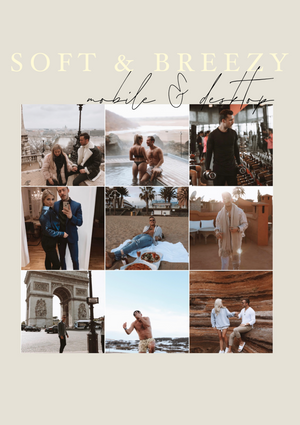 SOFT & BREEZY by Egill - preset