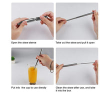 Load image into Gallery viewer, Buy 4 Straws, Get 2 FREE(6 Total)