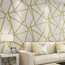 Load image into Gallery viewer, 3D Geometric Modern Wallpaper - infoAlamaison