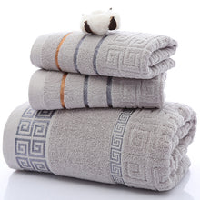 Load image into Gallery viewer, Luxury Cotton Towel Set - infoAlamaison
