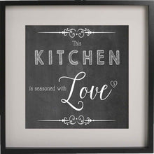 Load image into Gallery viewer, Kitchen Love  Artwork 3-Piece Set - infoAlamaison