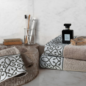 100% Cotton Towel Sets - infoAlamaison