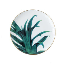 Load image into Gallery viewer, Rainforest Ceramic Plate - infoAlamaison