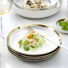 Load image into Gallery viewer, The Luxe 8-Piece Dinnerware Set - infoAlamaison