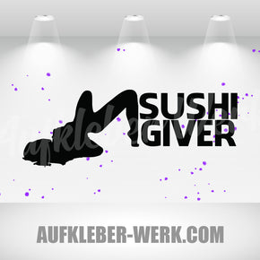 Sushi Giver