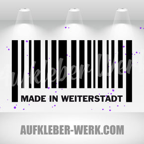 MADE IN WEITERSTADT