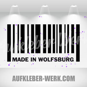 MADE IN WOLFSBURG