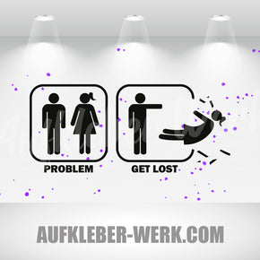 Problem - Get Lost