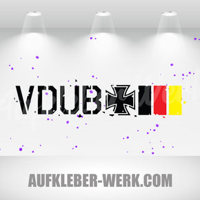 VDUB Flag Germany