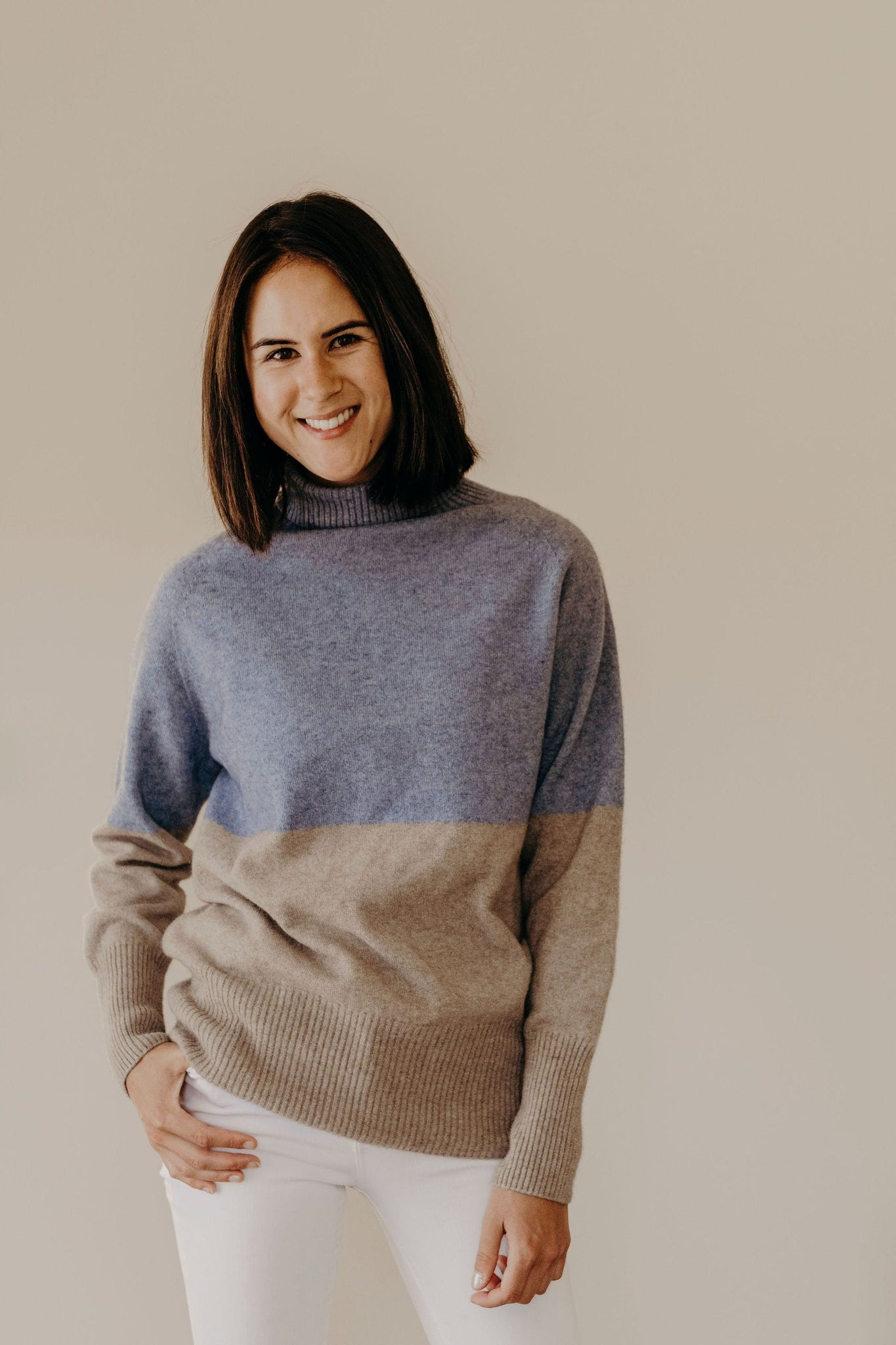 Merinosilk Lodge Sweater - Kapeka