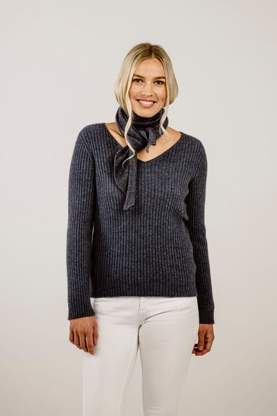 Merinosilk Lakeside Sweater - Kapeka