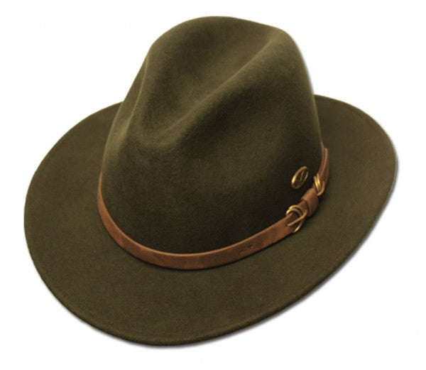 Outback Wool Felt Hat