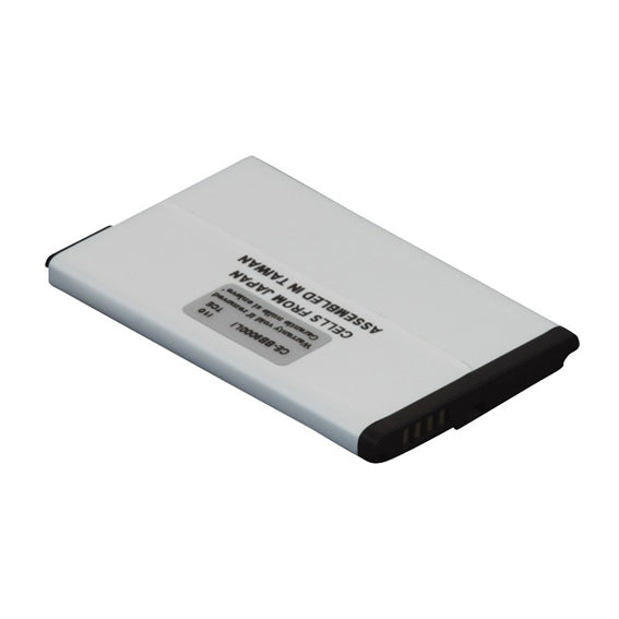 CE-BB9000LI Cell phone replacement battery Blackberry 1500mAh