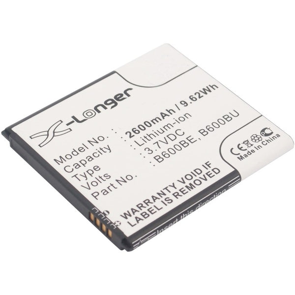 Galaxy S4 - CE-SGI9500 Cell phone replacement battery Samsung 2600mAh