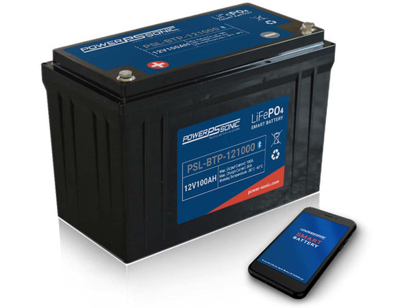 Power Sonic PSL-BTP-121000 Solar Battery