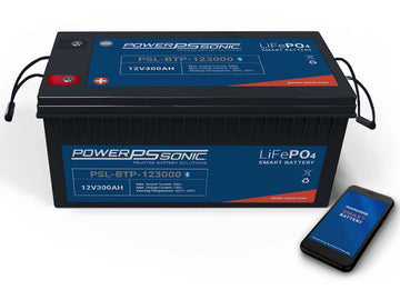 Power Sonic PSL-BTP-123000 Solar Battery