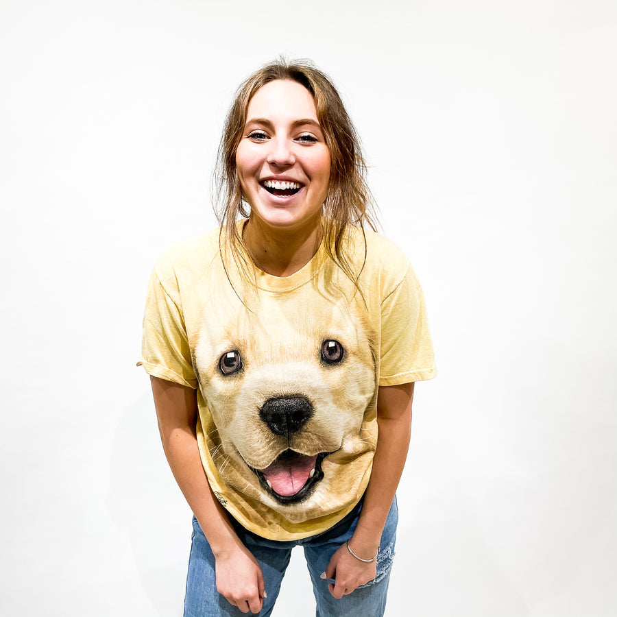 The Mountain Dog Tie Dye Tee - S
