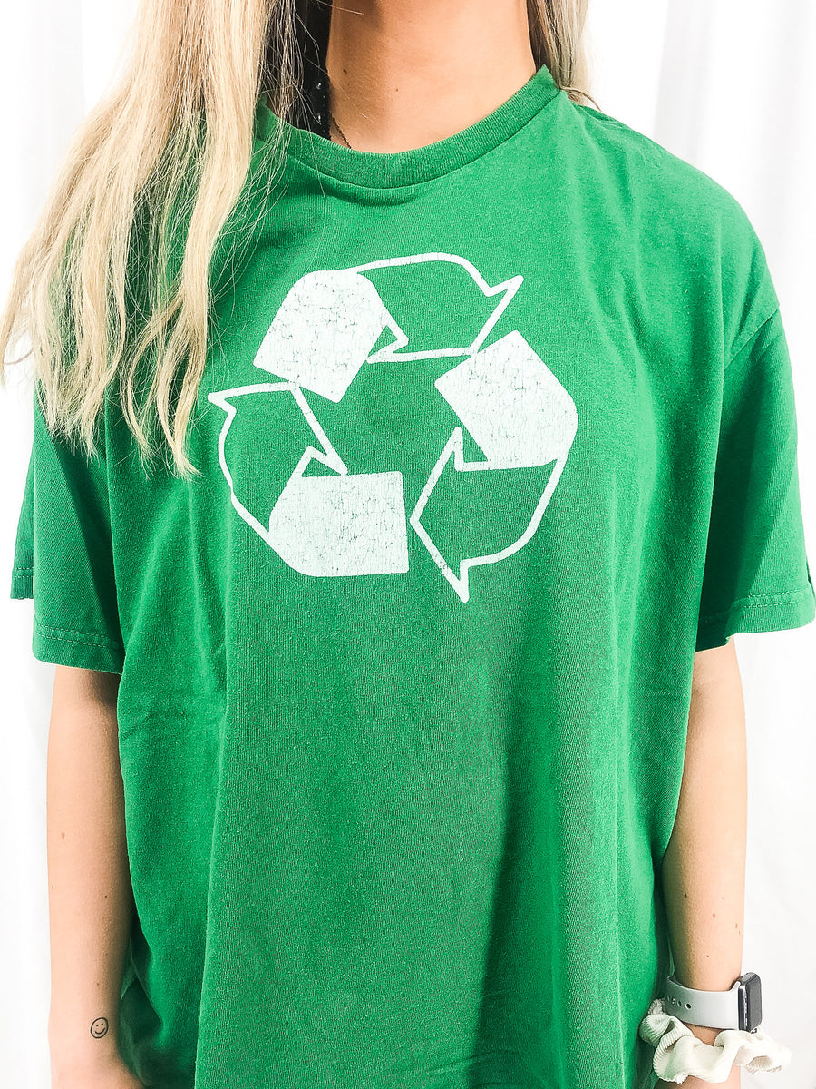 Recycle Tee - XL