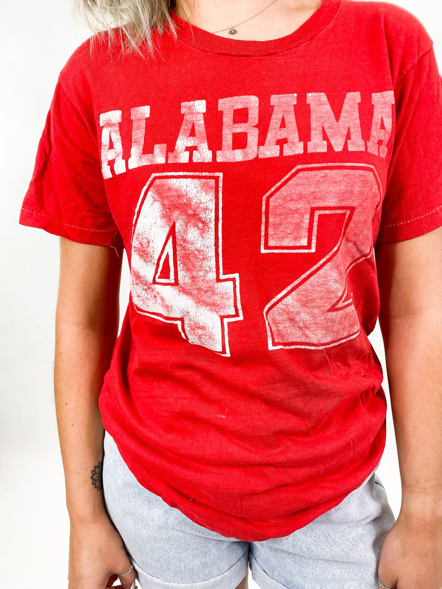 University of Alabama Vintage Tee - M