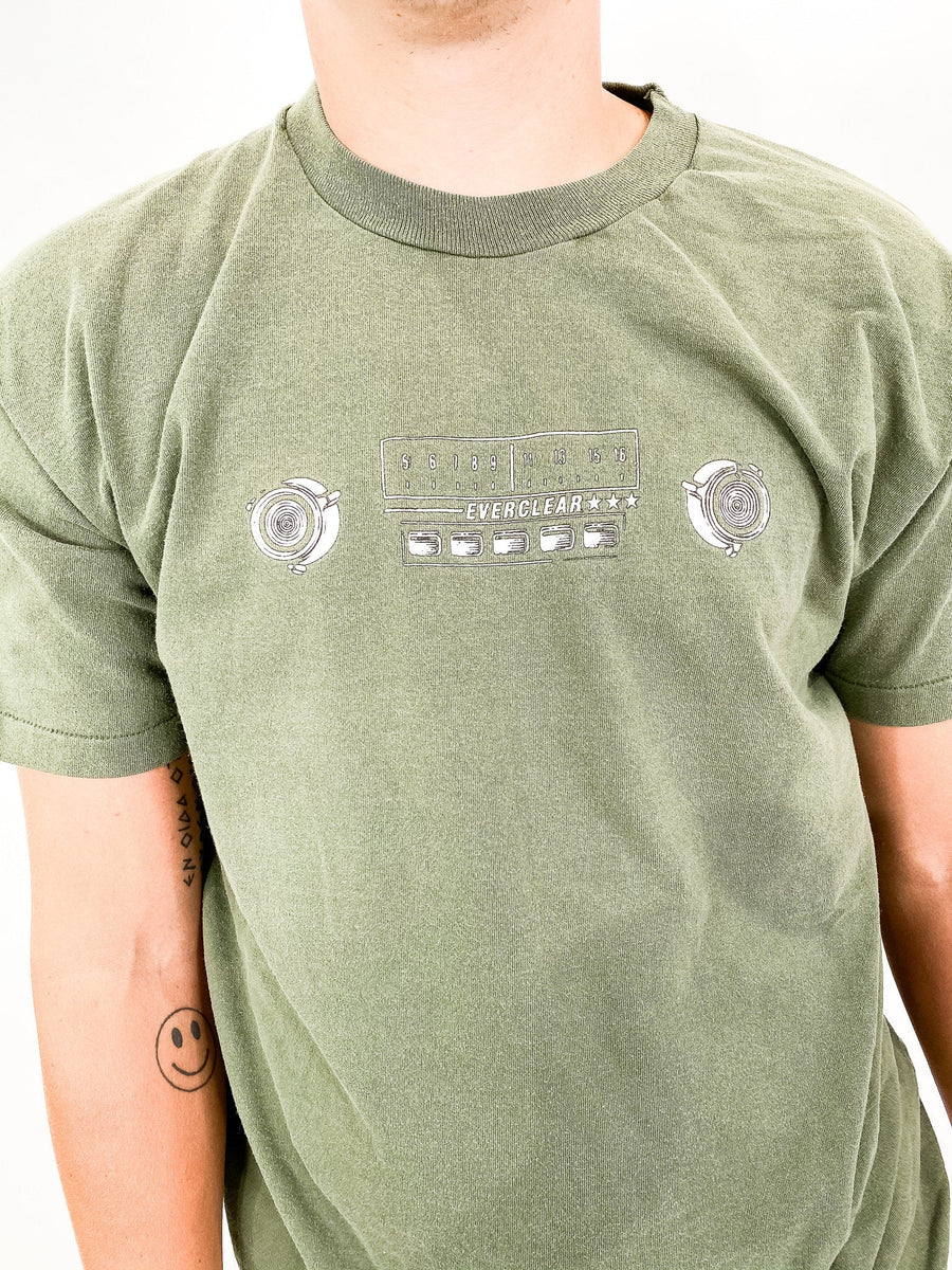 Everclear Vintage 1996 Sparkle and Fade Tee - XL