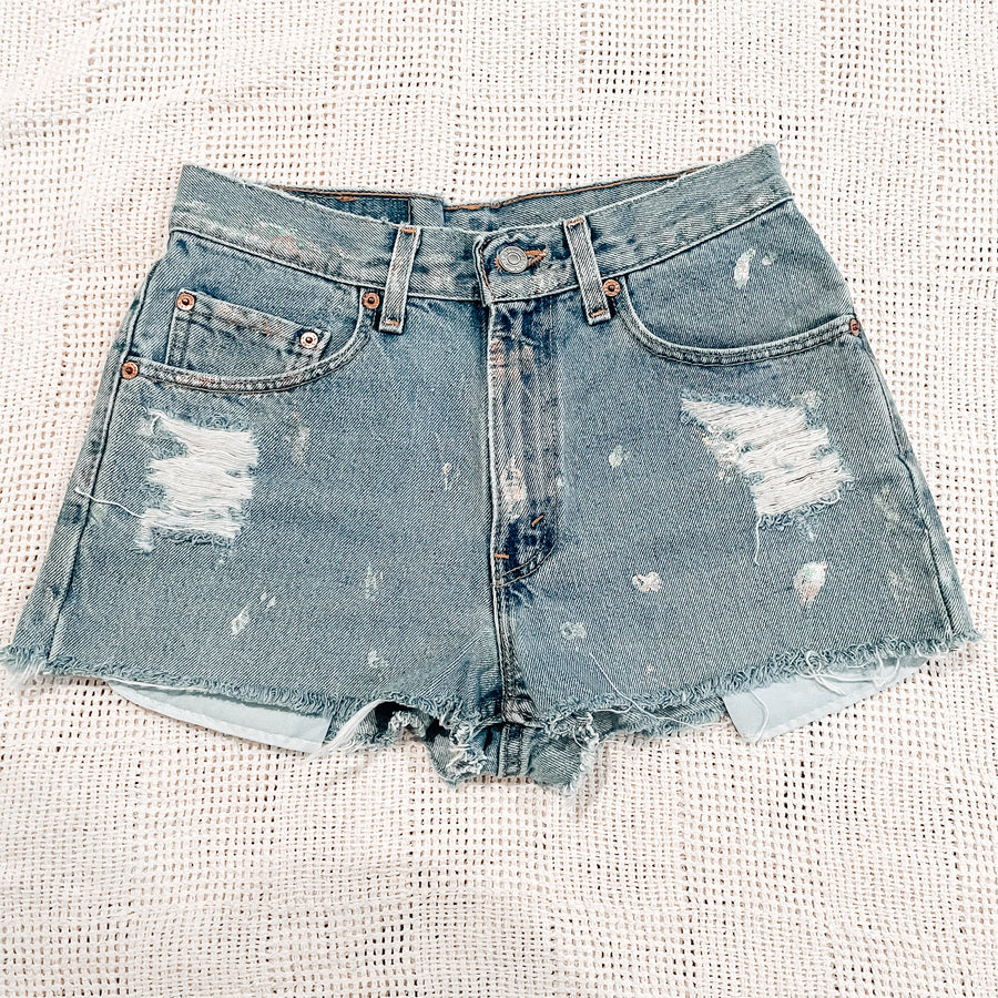 Levi's 550 Vintage Cut Off Shorts | Size 29