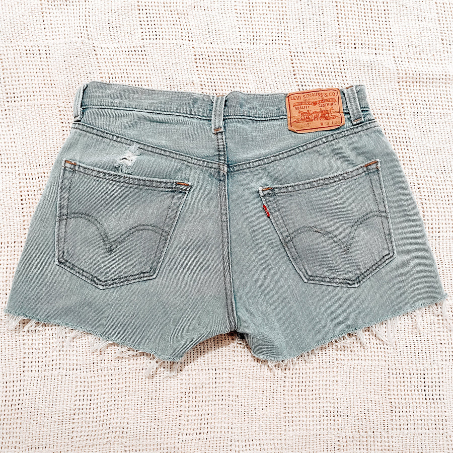 Levi's 505 Vintage Cut Off Shorts | Size 33 0212