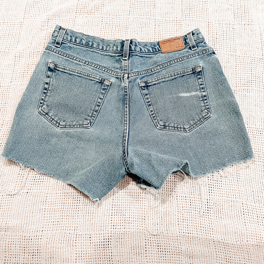 Vintage Cut Off Shorts | Size 30 0257