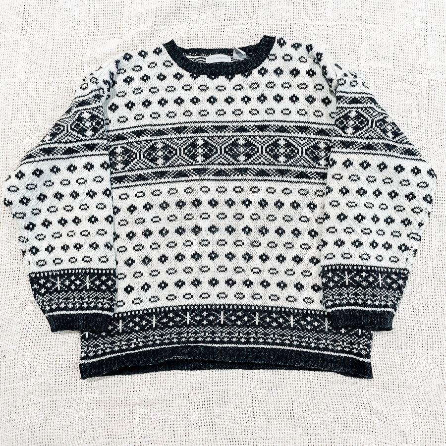Vintage Dad Sweater - XL