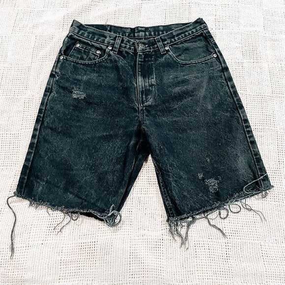 Vintage Cut Off Shorts | Size 28 0182
