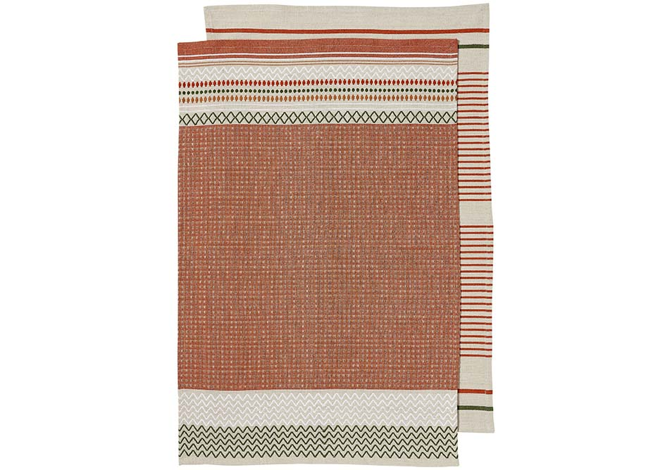 Intrinsic 2pk Kitchen Towel