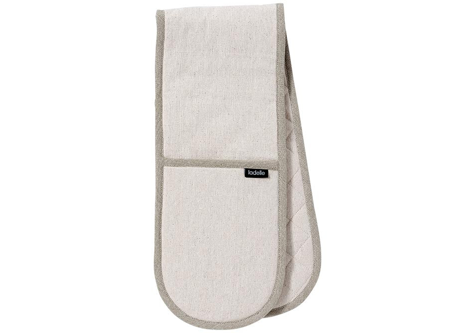 Eco Recycled Double Oven Mitt