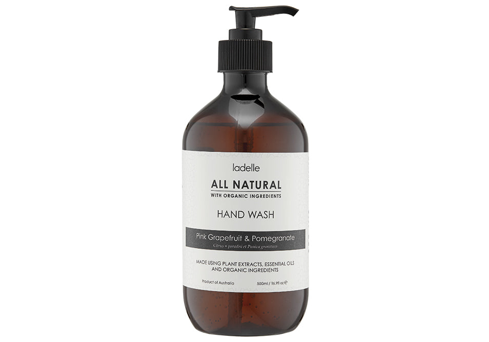 All Natural 500ml Hand Wash