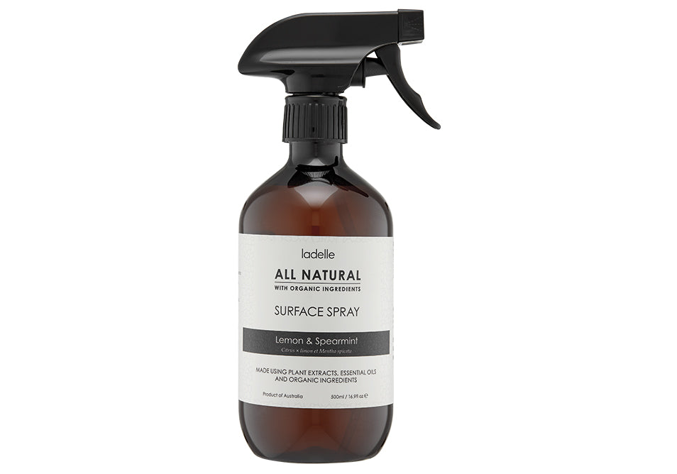 All Natural 500ml Surface Spray