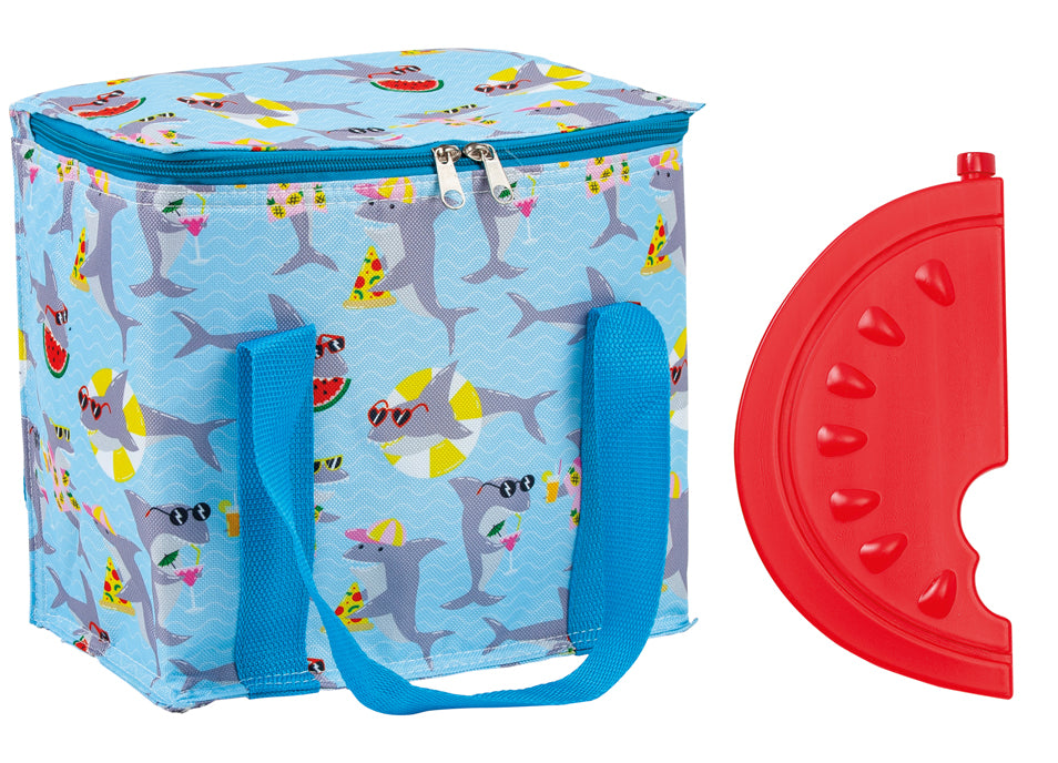 Summer Fun Cooler Bag and Ice Block Set