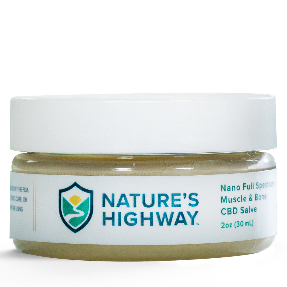 Nano Full-Spectrum Muscle & Bone Salve