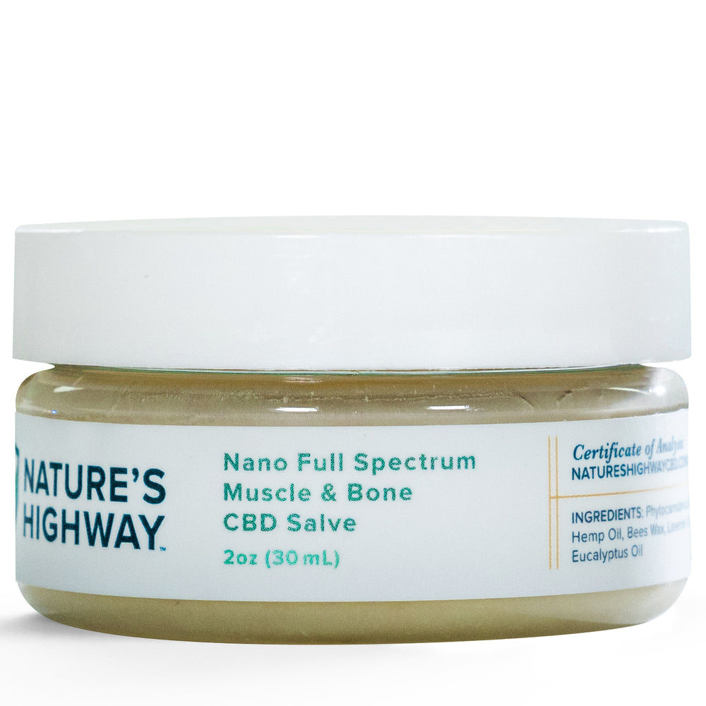 Load image into Gallery viewer, Nano Full-Spectrum Muscle & Bone Salve