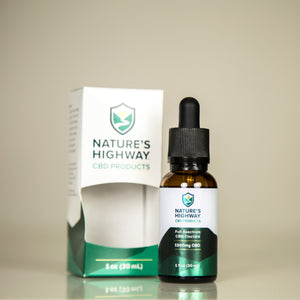 1500mg Full-Spectrum Tincture