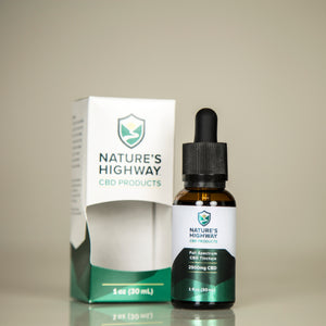 2500mg Full-Spectrum Tincture