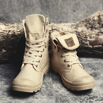 Women's classic High-Top Canvas Shoes