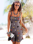 Mickey Mouse Cute Beach Dress